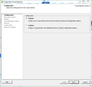 Membuat Virtual Machine dan Instalasi Guest OS Menggunakan vSphere Client